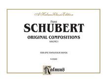 Original Compositions for Four Hands, Volume I