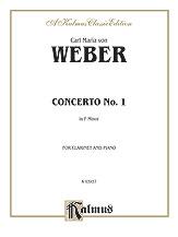 Clarinet Concerto No. 1 in F Minor, Opus 73
