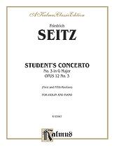 Seitz: Student's Concerto No. 3 in G Minor, Op. 12