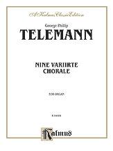 Nine Chorale Variations