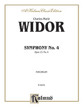 Symphony No. 4 in F Minor, Opus 13