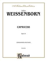 Capriccio, Opus 14