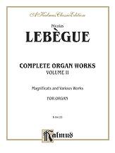 Complete Organ Works, Volume II