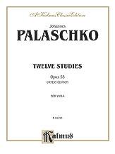 Twelve Studies, Opus 55