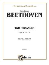 Two Romances, Opus 40, 50