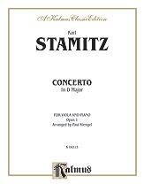 Concerto in D Major, Opus 1