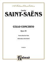 Cello Concerto, Opus 33