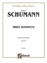 Three Romances, Opus 94