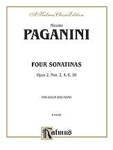 Four Sonatinas, Opus 2 Nos. 2, 4, 6, 10