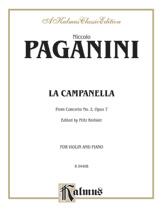 La Campanella, Opus 7