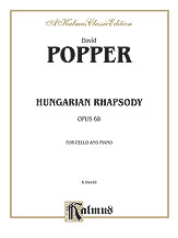 Hungarian Rhapsody, Opus 66