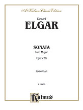 Sonata in G Major (Urtext)