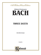 Three Duets for Two Violas