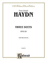 Haydn: Three Duets, Op. 99