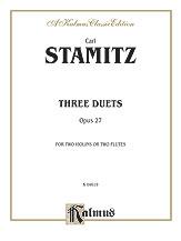 Three Duets, Opus 27