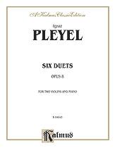 Duets, Opus 8
