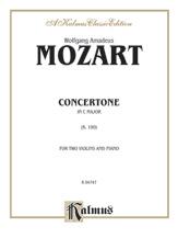 Concertone in C Major