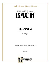 Trio No. 2 in D Major