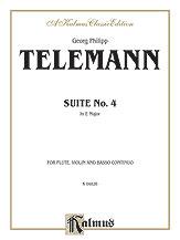 Suite No. 4 in E Major
