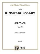 Serenade, Opus 37