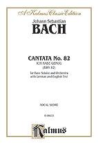 Cantata No. 82 -- Ich habe genug