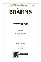 Gypsy Songs, Opus 103