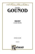 Faust, A Lyric Drama