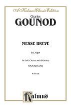 Messe Breve in C Major (No. 7)