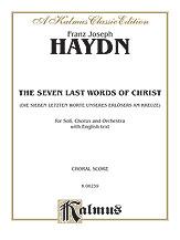 The Seven Last Words of Christ (Die sieben letzten Worte unseres Erlosers am Kreuze)
