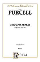 Dido and Aeneas - An Opera in Three Acts