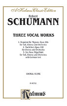 Three Vocal Works