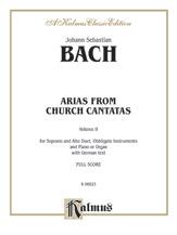 Arias from Church Cantatas, Volume II (4 Duets)