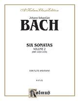 Bach: Six Sonatas, Volume II (Nos. 4-6)
