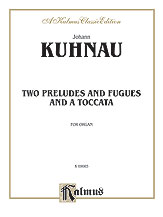 Two Preludes and Fugues and a Toccata