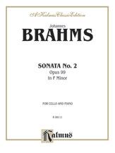 Sonata No. 2, Opus 99 in F Major