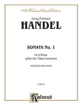 Sonata No. 1 in G Minor