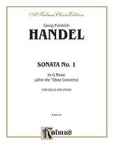Sonata No. 1 in G Minor