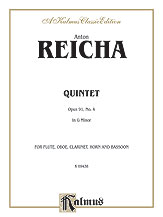Quintet in D Minor, Opus 91, No. 4