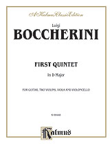 First Quintet in D Major