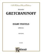 Eight Pastels, Opus 61