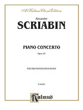 Piano Concerto, Opus 20