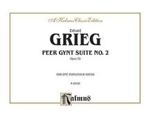 Peer Gynt Suite No. 2, Opus 55