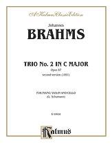 Trio in C Major, Opus 87