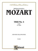 Trio No. 4 in C Major, K. 548