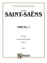Trio No. 1, Opus 18 in F Major
