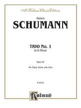 Trio No. 1, Opus 63