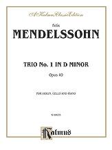 Trio in D Minor, Opus 49