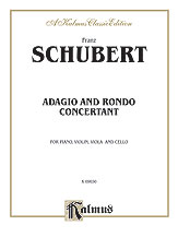 Adagio and Rondo Concertante in F Major