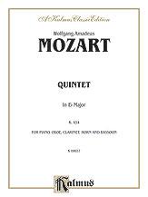 Quintet in E-flat, K. 452