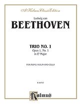Piano Trio No. 1 in E-flat Major, Opus 1, No. 1